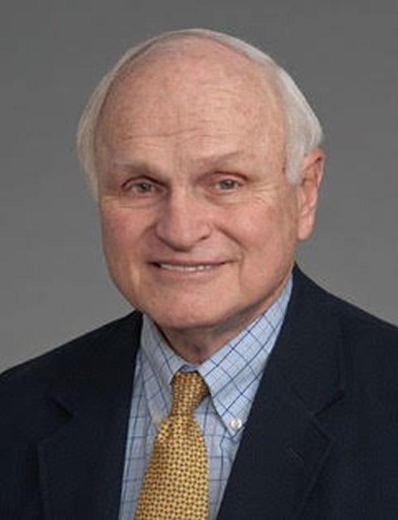 Photo of Dr. William Hazzard