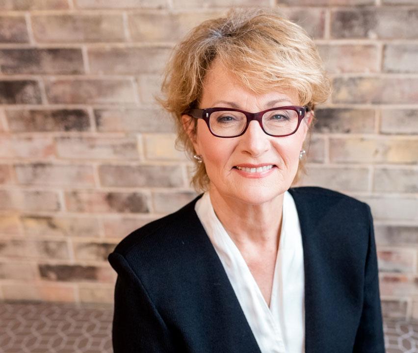 Photo of Joan Keston
